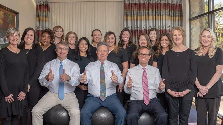 Dentistry of Nashville Team